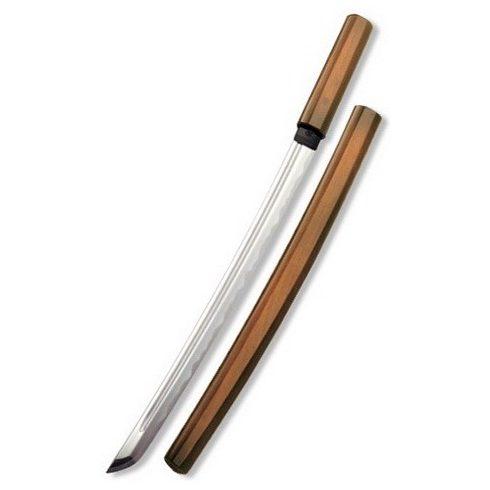 MARTO Shirasaya Katana Dark Wood kard