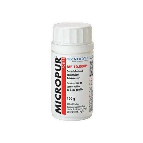 KATADYN Micropur Forte MF 10000P vízfertőtlenító por