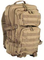 MIL-TEC Assault Pack - three days - több színben - egyszínüek