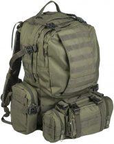 MIL-TEC Defense taktikai hátizsák szett - több színben
