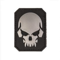 MIL-TEC Pvc skull 3D small patch