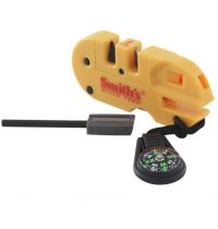 SMITH Pocket pal X2 - Sharpener & Survival tool