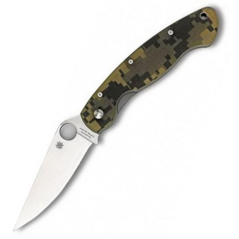 SPYDERCO Military Digital Camouflage G-10