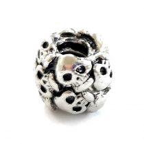 Paracord gyöngy - Koponyás gyöngy