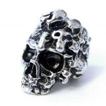 Paracord gyöngy - A lots of skull