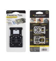 """NITE IZE RFID Blocking wallet - Financial tool blokkolós """"pénztárca multiszerszám"""""""