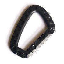 Tac-Link Karabiner - fekete