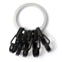 Kulcstartó mini karabínerekkel