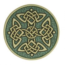 MAXPEDITION Celtic Cross Morale Patch