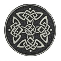 MAXPEDITION Celtic Cross Morale Patch Glow in the dark