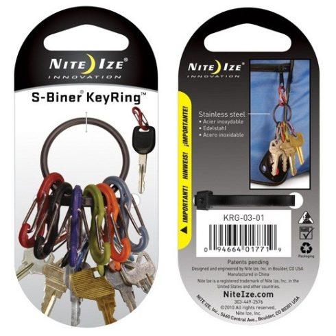 NITE IZE S-Biner Keyring