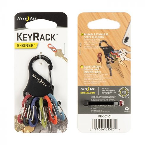 NITE IZE Key Rack kulcstartó