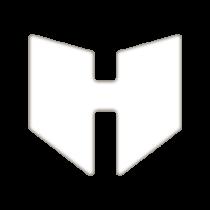 Paracord késdísz - Glow Skull Cobra Military Deco