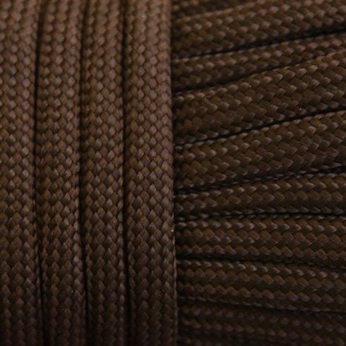 Paracord zsínór - Sötét barna