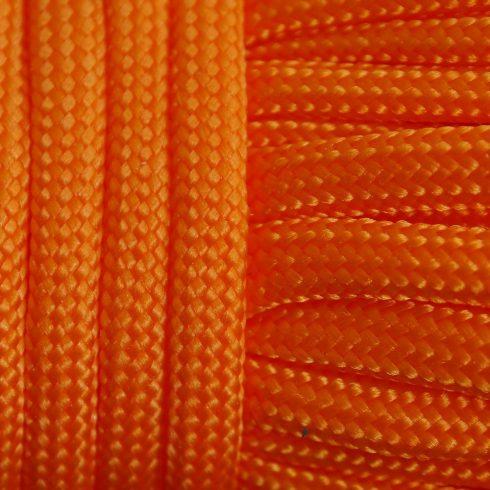 Paracord zsínór - Neon Narancs
