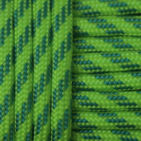 Paracord zsinór - The greens
