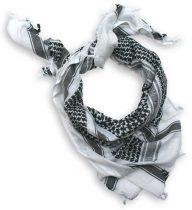 M-TRAMP Shemag - arab kendő - fekete/fehér