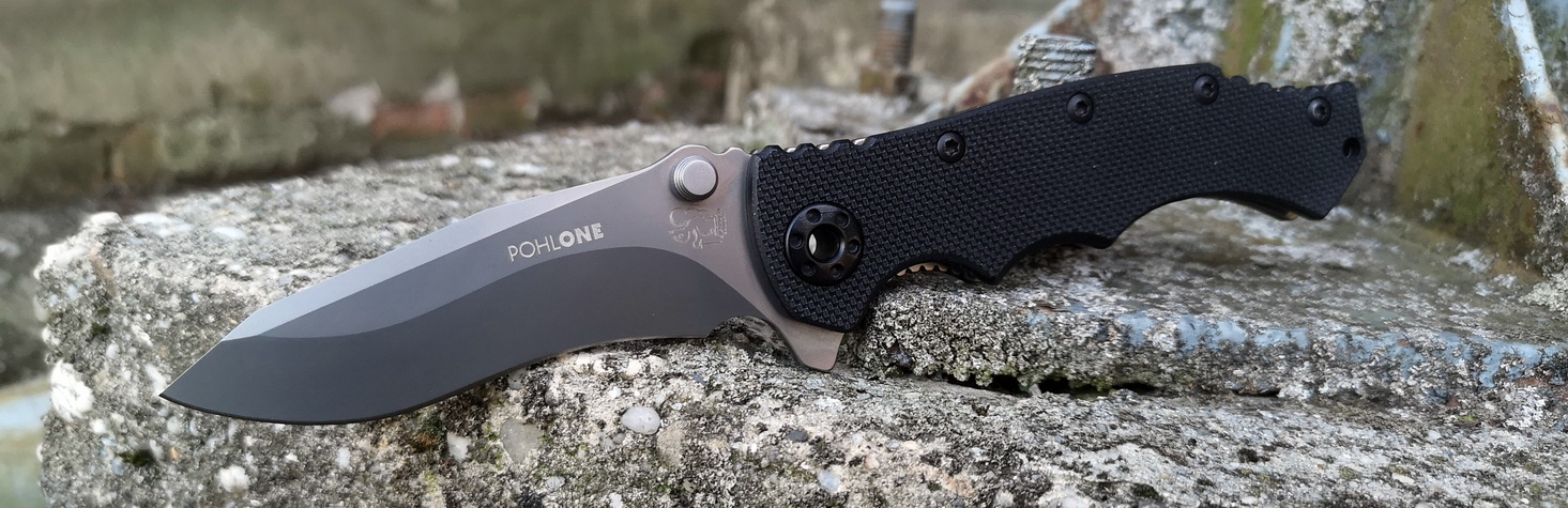 POHL ONE - G-10